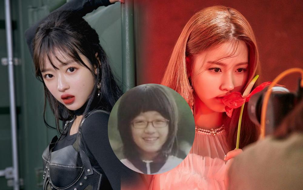 5 idol nữ đã chứng minh: Thoái khỏi cặp kính mắt, nhan sắc lên hương - Ảnh 1