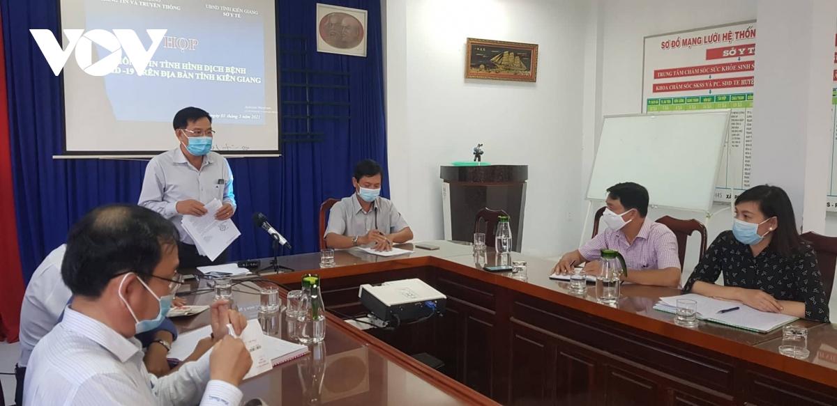 Kiên Giang có 5 trường hợp dương tính với SARS-CoV-2 từ 13 trường hợp nghi nhiễm - Ảnh 1