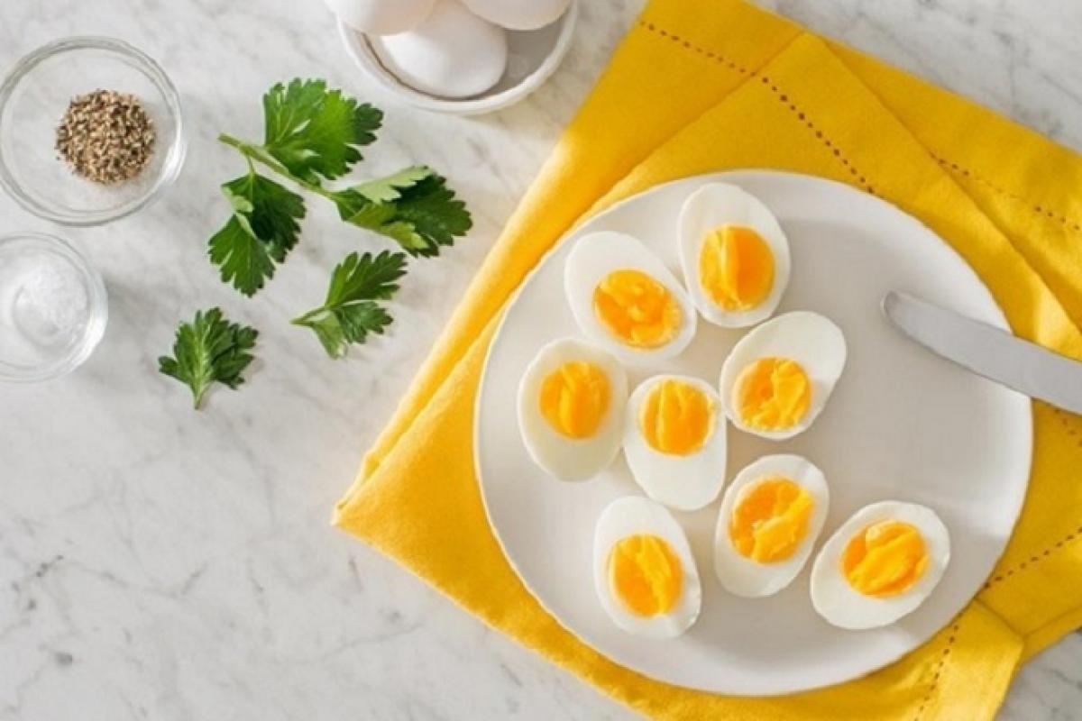 Trứng rất tốt, nhưng cho con ăn cách này thì coi chừng gây độc nguy hiểm - Ảnh 2