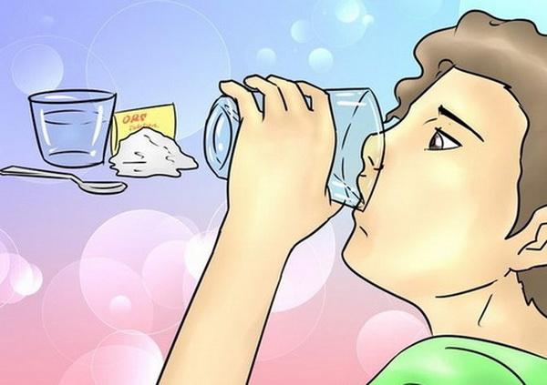 Chăm sóc trẻ tiêu chảy tại nhà - Ảnh 1