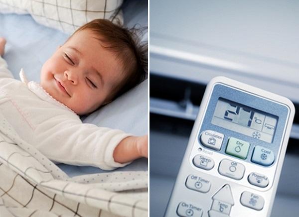 Nhiệt độ phòng cho trẻ sơ sinh bao nhiêu là thích hợp? - Ảnh 2