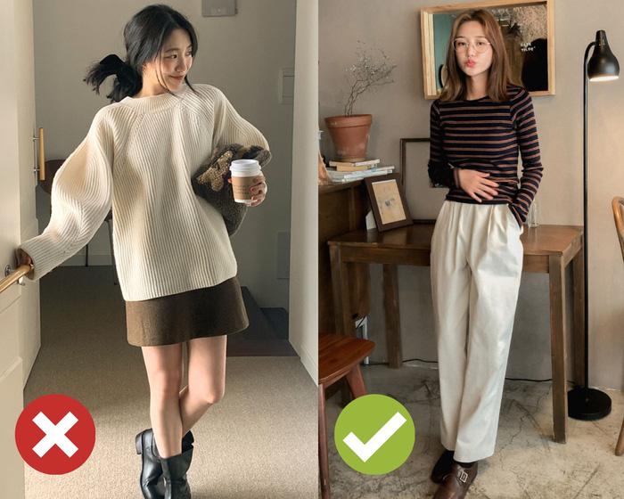 4 mẹo chọn áo len giúp vóc dáng như gầy đi 5kg - Ảnh 2