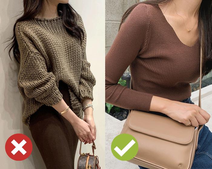 4 mẹo chọn áo len giúp vóc dáng như gầy đi 5kg - Ảnh 4