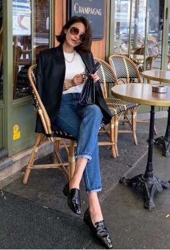 6 kiểu giày mix với quần jeans đảm bảo 'đẹp bá cháy' chị em nên thử ngay - Ảnh 6