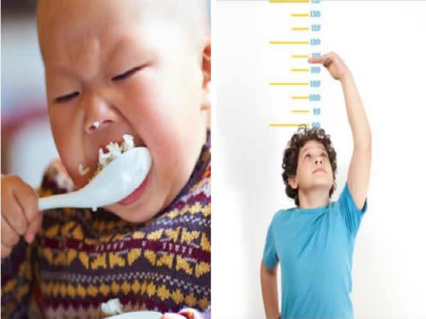 6 loại thực phẩm làm chậm sự phát triển chiều cao của trẻ, ăn nhiều sớm mắc bệnh mạn tính - Ảnh 1
