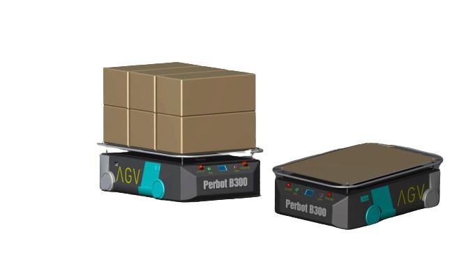 Xe tự hành AGV Perbot vận chuyển hàng trong kho Uniduc sản xuất có những đặc điểm gì? - Ảnh 4