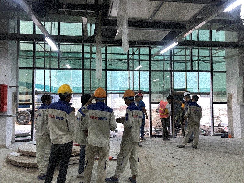 Minh An Window công ty thi công cửa nhôm kính uy tín - Ảnh 1