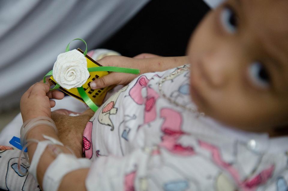 Hà Nội: Nghẹn ngào nước mắt nghe bệnh nhi hát 'Mẹ yêu ơi' trong Vu Lan báo hiếu ở bệnh viện  - Ảnh 9