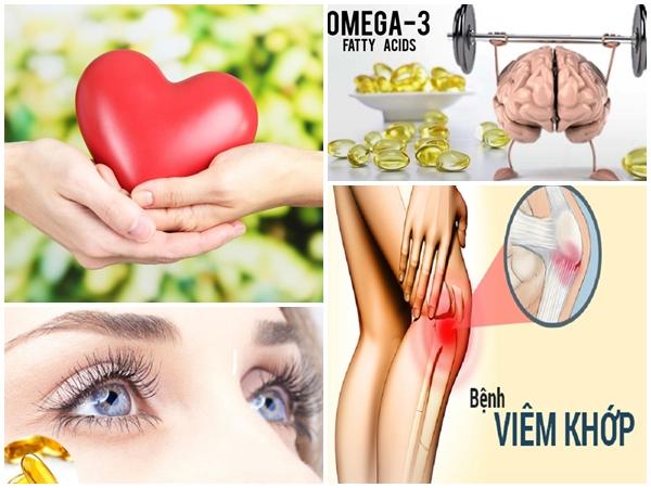 Những điều cần biết về tác dụng của Omega 3 cho sức khỏe của bạn - Ảnh 3