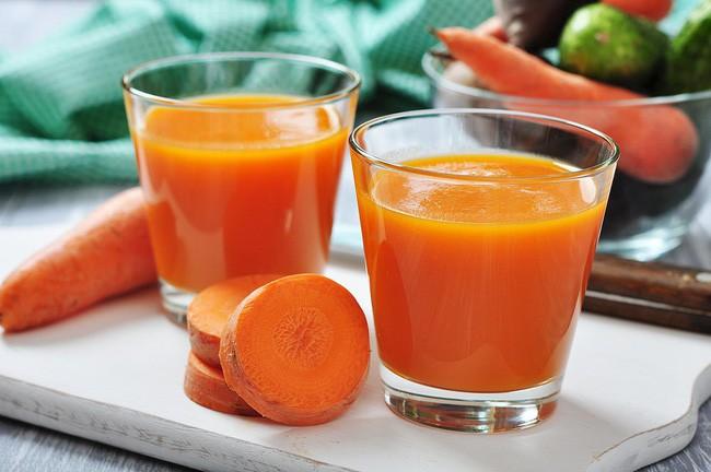 Chất dinh dưỡng trong cà rốt có khả năng tăng sức khỏe cho tinh trùng