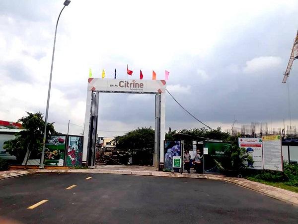 Sau khi thâu tóm 1 phần dự án Citrine Apartment từ tay Công ty CP Đầu tư và Thương mại Tạp phẩm Sài Gòn, TDH đã mang đi cầm cố