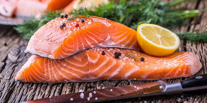 Cá bổ sung kẽm giúp tăng số lượng tinh trùng ở nam giới