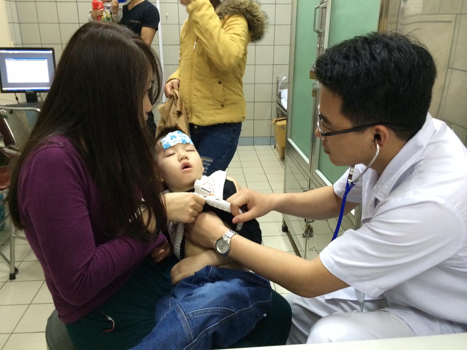 Viêm phổi cộng đồng: Bệnh nguy hiểm ở trẻ - Ảnh 1