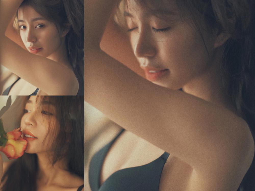 'Thả rông' và diện bra với quần jeans, hot girl Mẫn Tiên chính thức gia nhập 'hội mỹ nhân hở bạo' - Ảnh 8