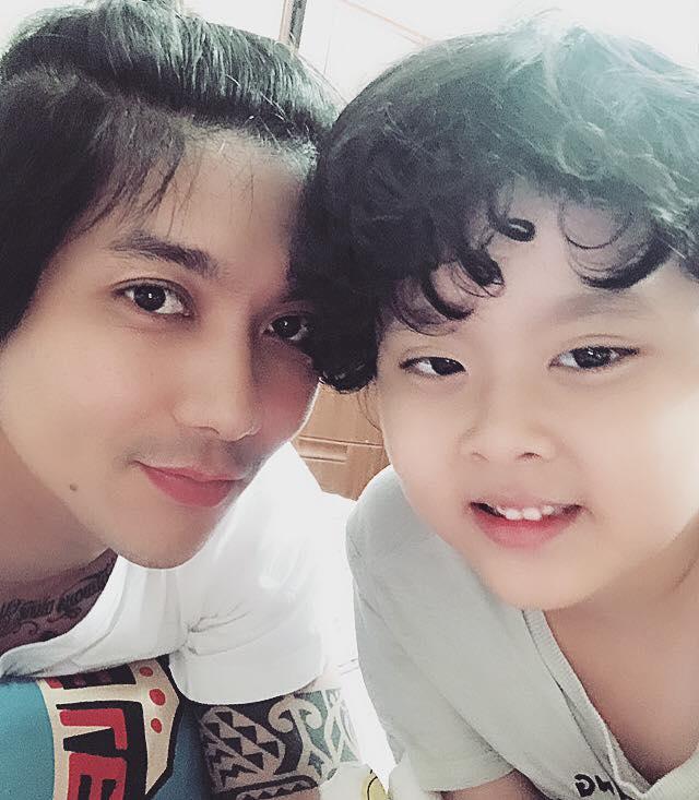 Tim bị fan nghi mượn con trai để ám chỉ Trương Quỳnh Anh thay lòng đổi dạ - Ảnh 2