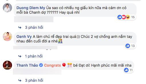'Giờ anh đã là chồng người ta', Hari Won chúc Tiến Đạt: 'Hạnh phúc mãi anh nhé!' - Ảnh 2