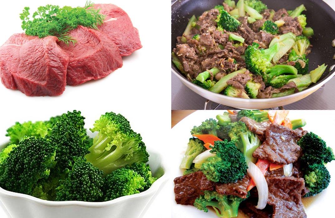 Bông cải xanh chứa nhiều chất dinh dưỡng tốt cho sức khỏe nam giới