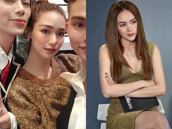 Hòa Minzy xuất hiện với gương mặt khác lạ, càng nhìn càng giống Minh Hằng khiến fan ngỡ ngàng - Ảnh 2