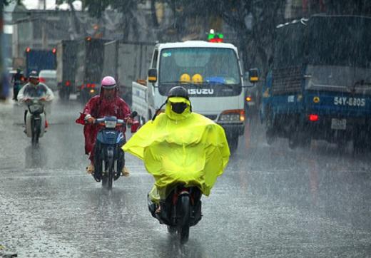 Dự báo thời tiết ngày 7/1: Miền Bắc mưa lớn diện rộng, nhiệt độ thấp nhất 15 độ C - Ảnh 1