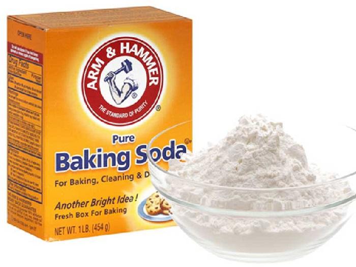 Cách trị gàu bằng baking soda mang lại hiệu quả tốt cho người điều trị.