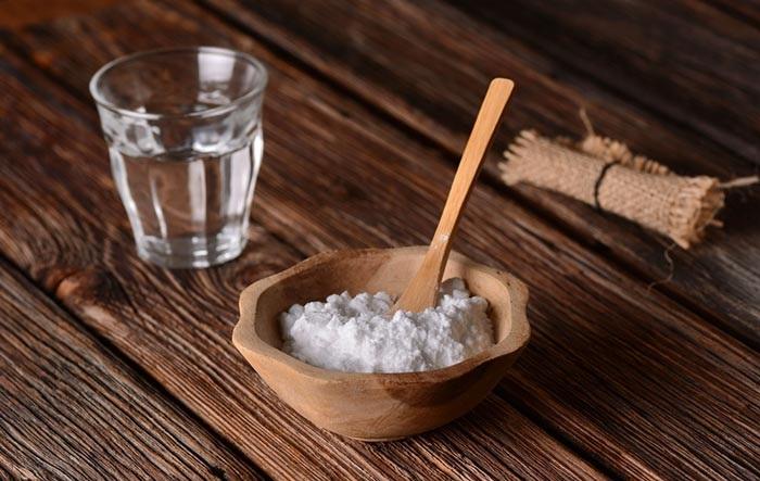 Cách dùng muối chữa hôi nách