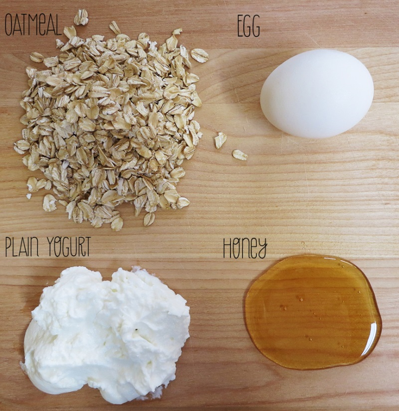 Công thức trị mụn ẩn dưới da bằng bột yến mạch đơn giản, dễ thực hiện