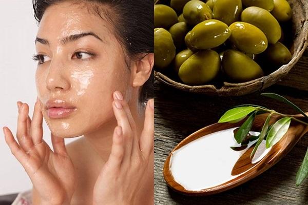 Hiệu quả cao với cách trị mụn và thâm từ dầu oliu
