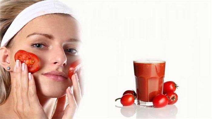 Cách trị sẹo lõm lâu năm tại nhà bằng cà chua