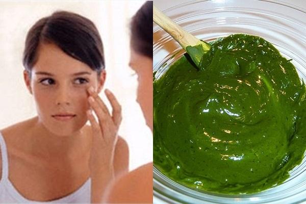 Kết hợp mật ong và bột trà xanh giúp loại bỏ quầng thâm mắt tốt hơ