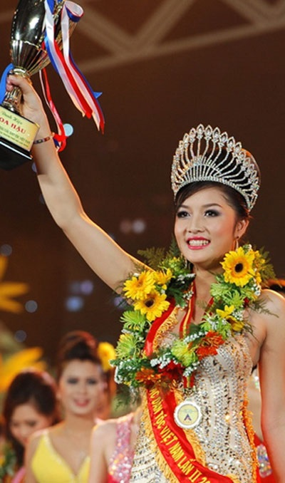 Cuộc sống khó thể ngờ của Hoa hậu Triệu Thị Hà sau khi kiên quyết trả lại vương miện - Ảnh 1