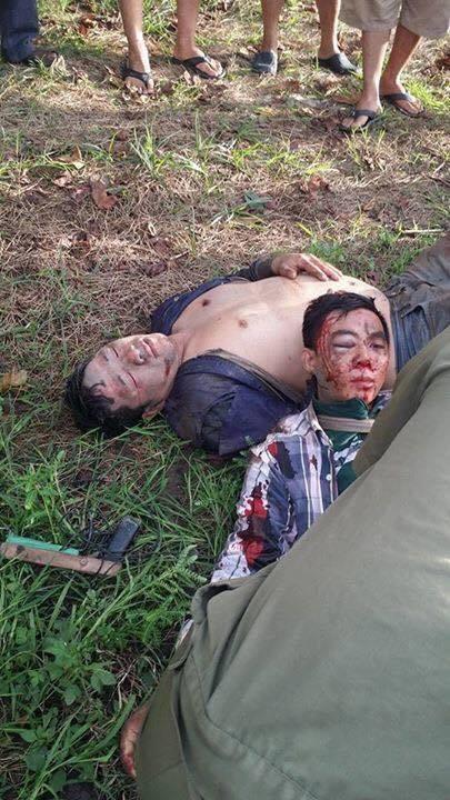 Vụ hai thanh niên trộm chó bị người dân vây đánh, đốt xe: Phát hiện một đối tượng nhiễm HIV - Ảnh 1