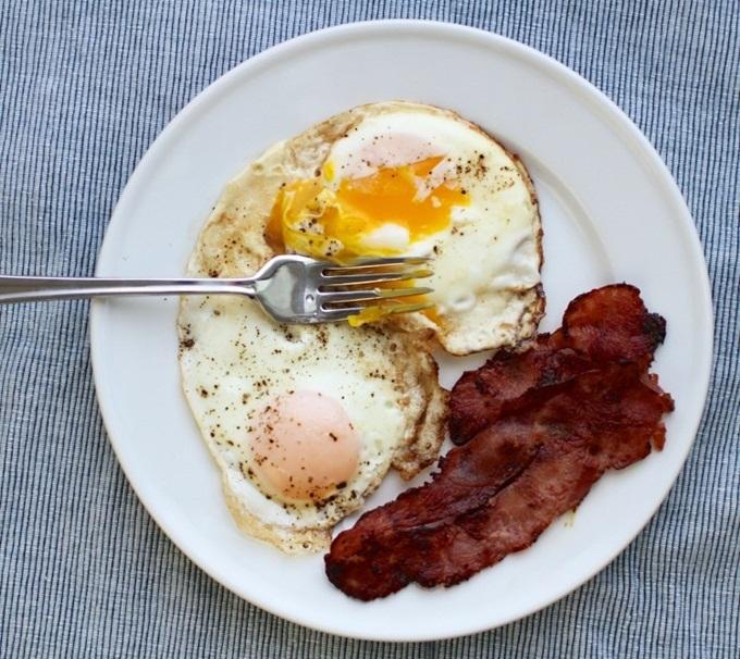 Độc chiêu giảm cân với trứng chỉ trong 2 ngày cuối tuần - Ảnh 4
