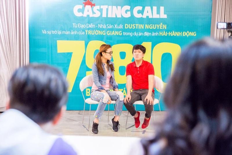 Trường Giang đang rất viên mãn về cả sự nghiệp lẫn chuyện tình cảm khi trở lại với phim của Dustin Nguyễn và sắp đám cưới với Nhã Phương