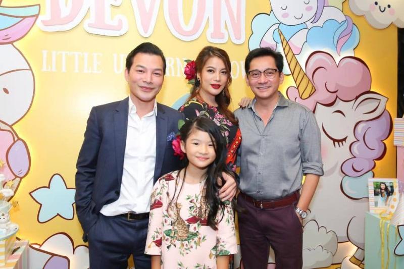 Ngưỡng mộ trước tình cảm của các cặp sao Việt dù đã ly hôn nhưng vẫn hết lòng vì con cái - Ảnh 5