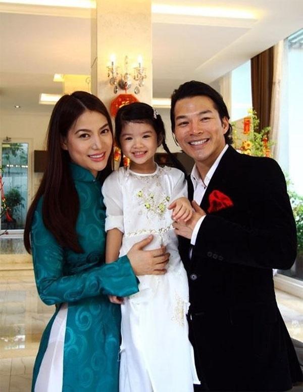 Ngưỡng mộ trước tình cảm của các cặp sao Việt dù đã ly hôn nhưng vẫn hết lòng vì con cái - Ảnh 4