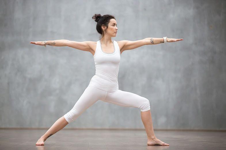 Những bài yoga hiệu quả không kém Kegel giúp cuộc 'yêu' luôn thăng hoa - Ảnh 1