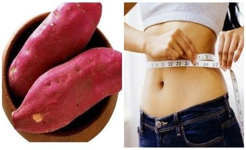 Chị em thường ăn khoai lang để giảm cân nhưng đây mới là loại khoai có tác dụng giảm cân nhanh nhất - Ảnh 1