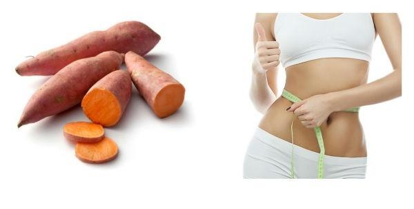 Chị em thường ăn khoai lang để giảm cân nhưng đây mới là loại khoai có tác dụng giảm cân nhanh nhất - Ảnh 2