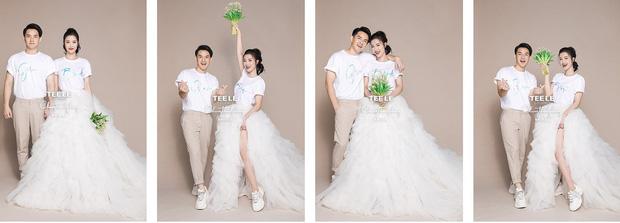Đông Nhi diện 'sương sương' 10 mẫu váy cưới trong đám cưới thế kỷ với Ông Cao Thắng - Ảnh 8