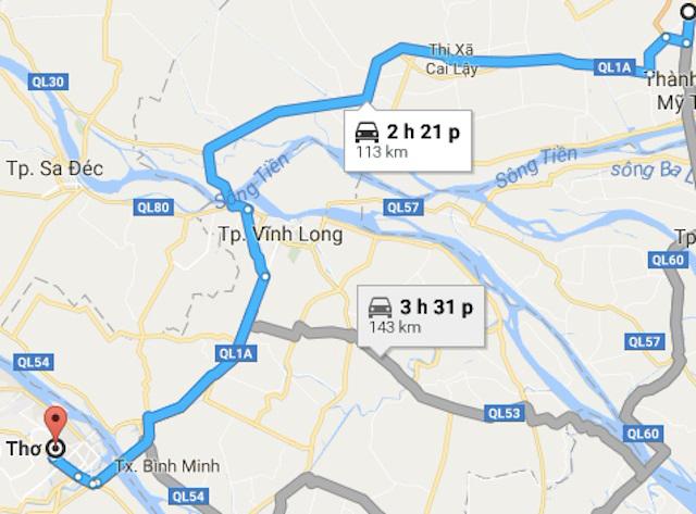 Cảnh sát truy đuổi 120 km bắt thanh niên ngáo đá cướp taxi - Ảnh 3