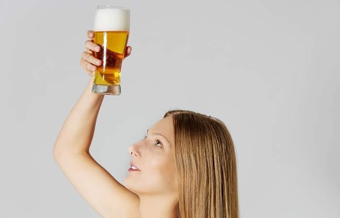 Không chỉ là đồ uống giải khát, bia giúp chăm sóc tóc tuyệt vời