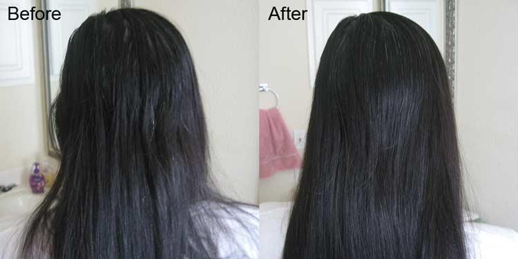 Tóc đẹp hơn bằng cách ủ tóc với dầu dừa