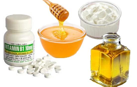 Sự kết hợp hoàn hảo với vitamin B1 ủ tóc hiệu quả