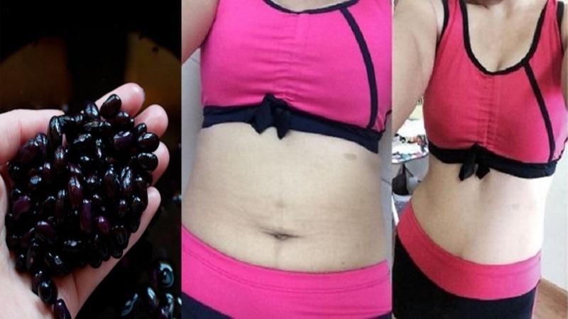 Uống nước đậu đen giúp giảm cân hiệu quả