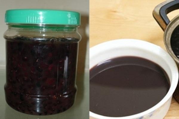 Mỗi ngày 3 ly nước đậu đen cho vóc dáng đẹp và làn da mịn màng