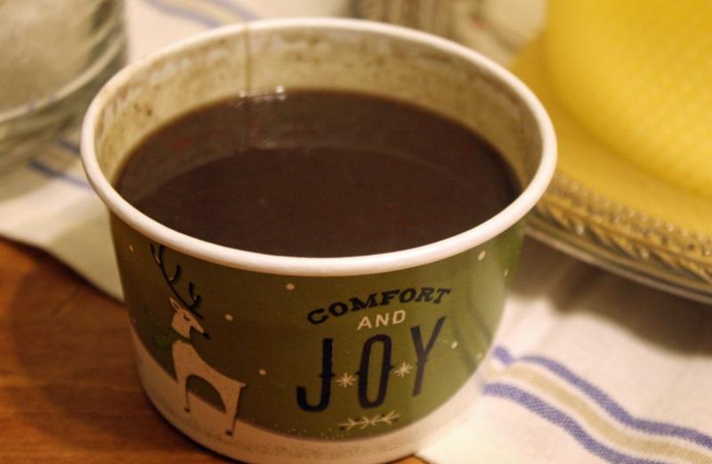 Uống từ 2-3 cốc/ ngày là cung cấp đầy đủ chất dinh dưỡng cho cả mẹ và bé