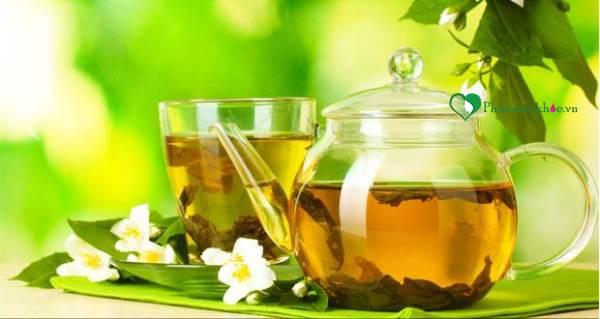 Cách uống nước trà xanh giảm cân hiệu quả bạn nên biết - Ảnh 3