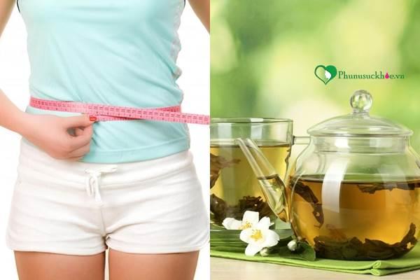 Cách uống nước trà xanh giảm cân hiệu quả bạn nên biết - Ảnh 2