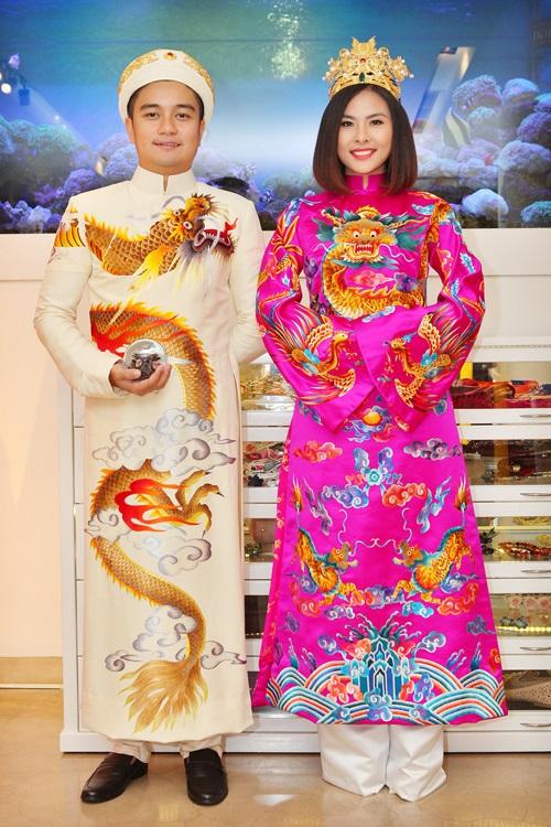 Một năm hỷ sự, sao Việt nào mặc đồ truyền thống đẹp nhất - Ảnh 16