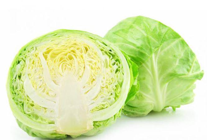 Nhờ hàm lượng kali thấp, bắp cải được liệt kê vào những thực phẩm tốt cho thận
